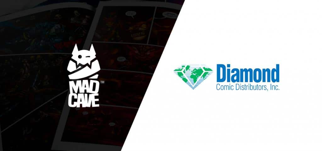 mad cave - comic publishers