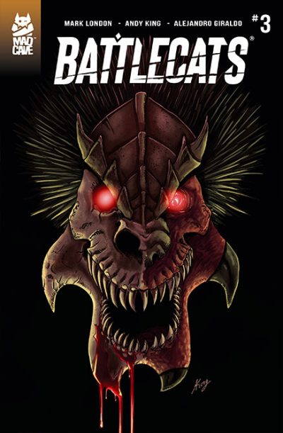 Battlecats 3 cover fantasy comic