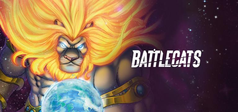 Battlecats comic