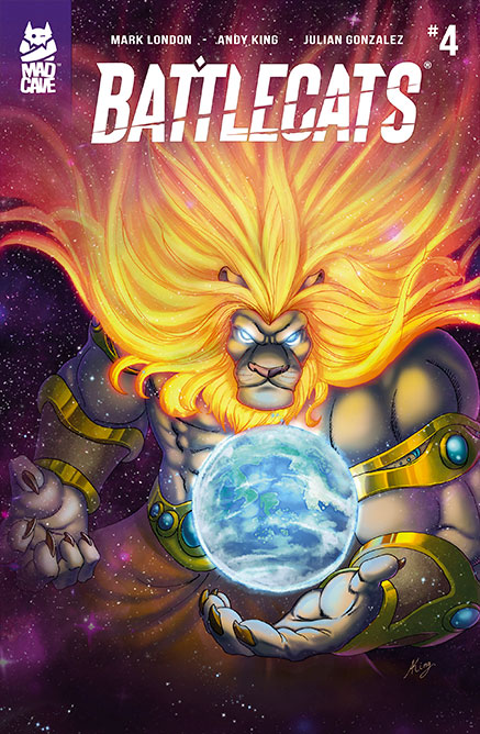 Battlecats 4 comic cover