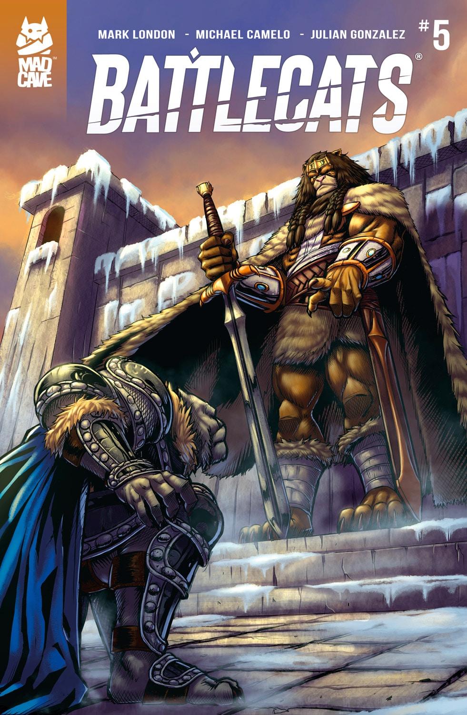 Battlecats 5 Cover