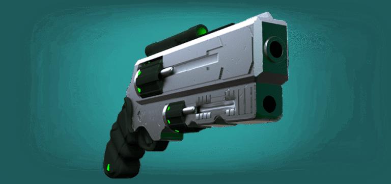 Gun JK-45