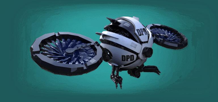 Vigilance Drone