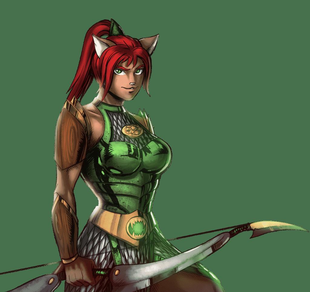 Kaleera - Battlecat