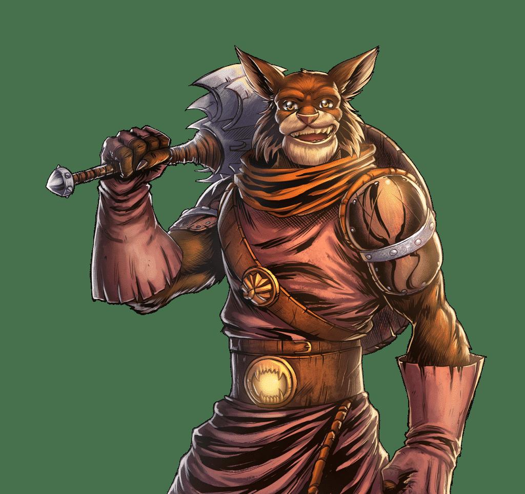 Mekkar - Battlecat