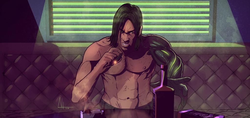 Midnight Task Force Comic Artist