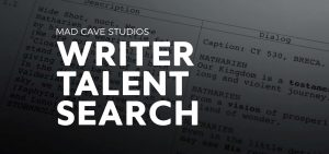 mad cave comics talent search