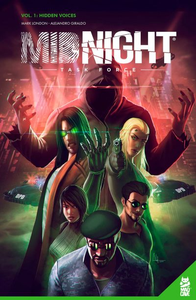 Midnight Task Force Vol 1 Hidden Voices