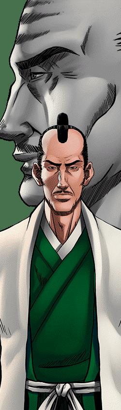 Lord Haruki - Honor and Curse
