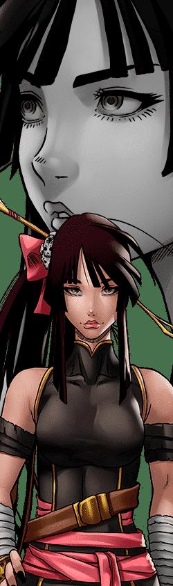 Yua - Honor and Curse
