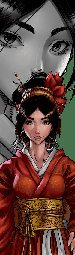 Akemi - Honor and Curse