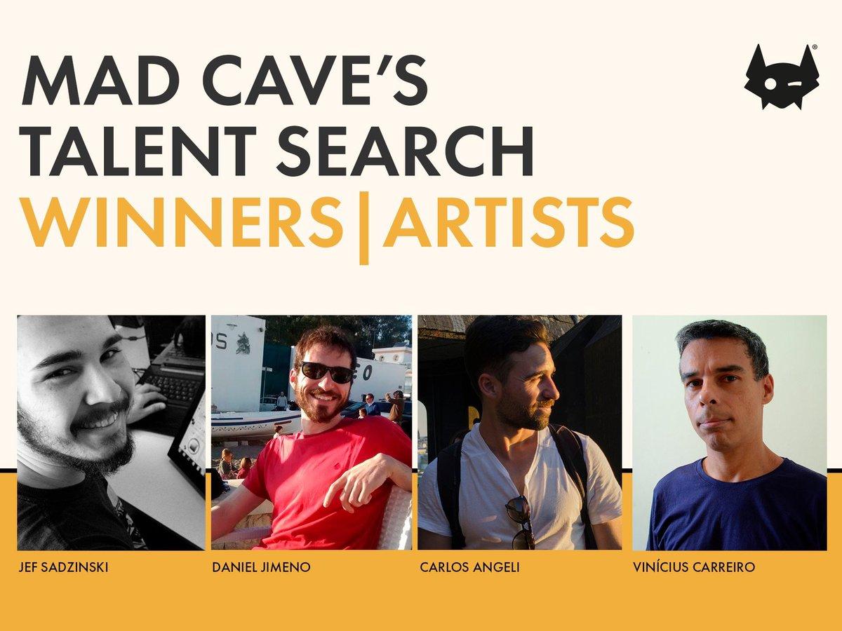 Mad Cave Studios 2018 - 2019 | Mad Cave Studios