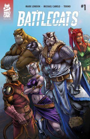 Battlecats Vol. 2 #1