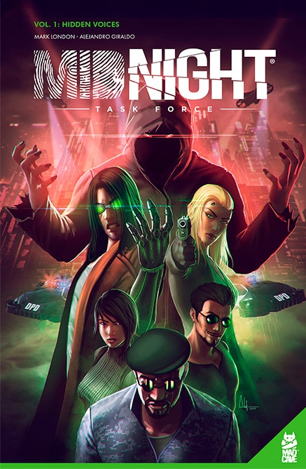 MIDNIGHT TASK FORCE VOL. 1 TPB