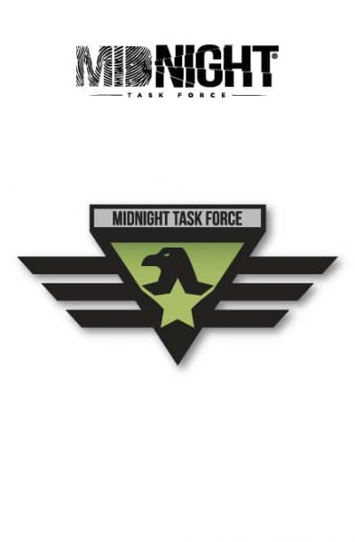 Midnight Task Force Enamel Pin