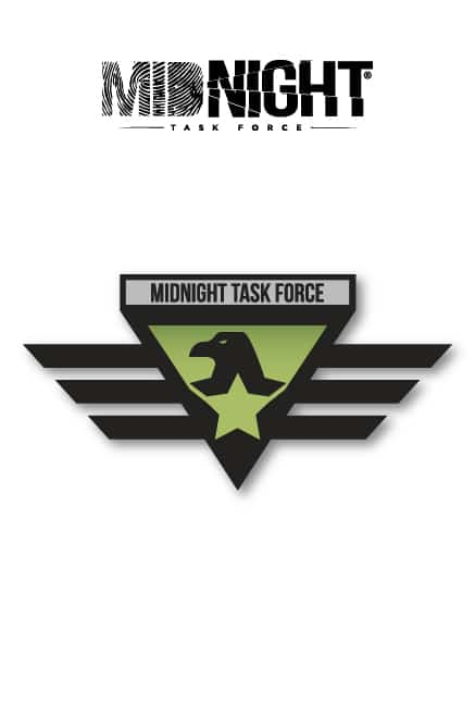 Midnight Task Force Enamel Pin