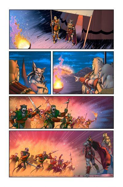 battlecats volume 2 #3
