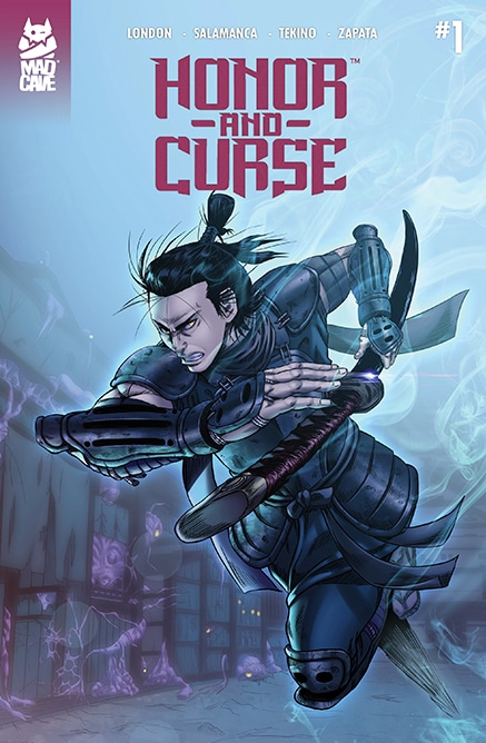 Honor and Curse #1 Second Printing