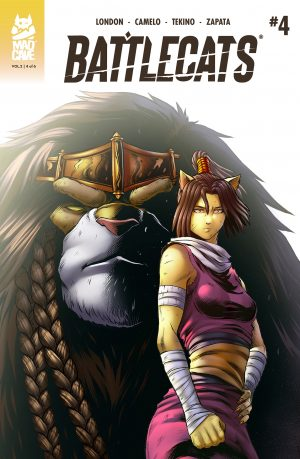 Battlecats volume 2 #4
