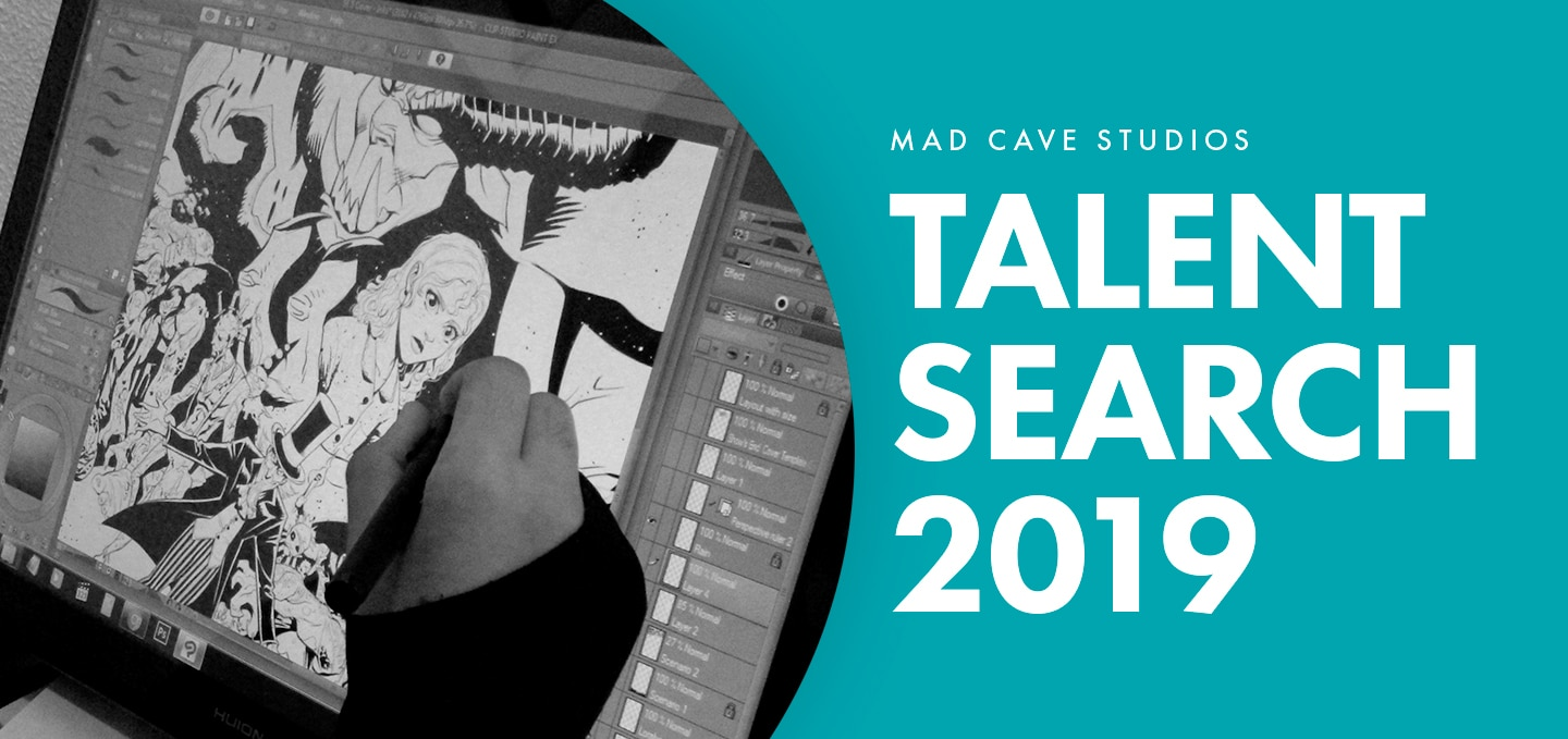 MAD CAVE - Talent Search