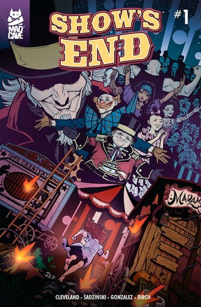 Show's End 2nd Printing