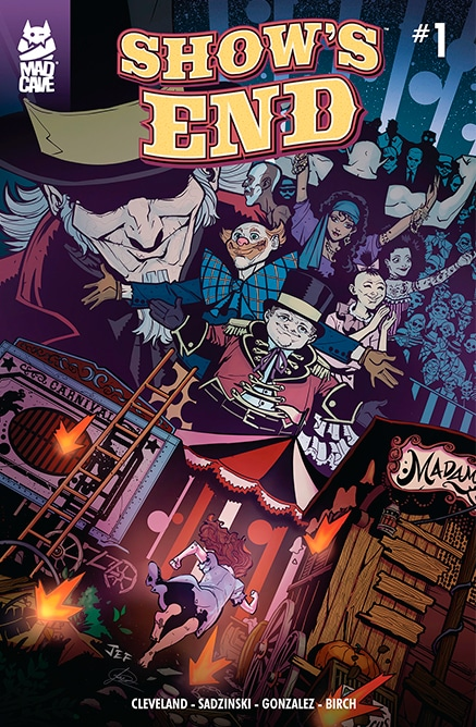 Show's End #1 - Second Printing
