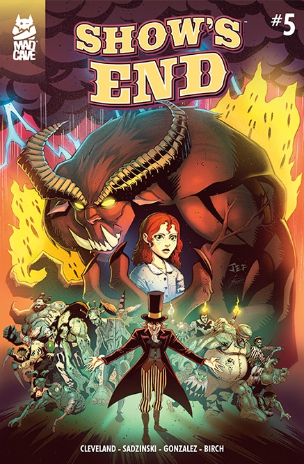 Show's End #5