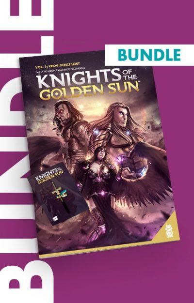 Knights of The Golden Sun Vol. 1 Bundle
