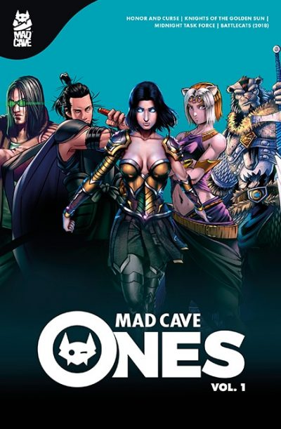 MCS ONES - Cover - Mad Cave