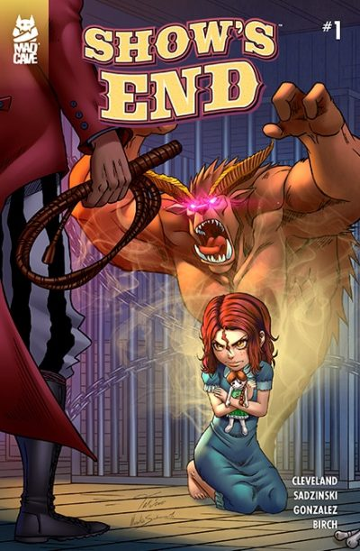 Show's End Indie Spotlight Variant - Cover - Mad Cave