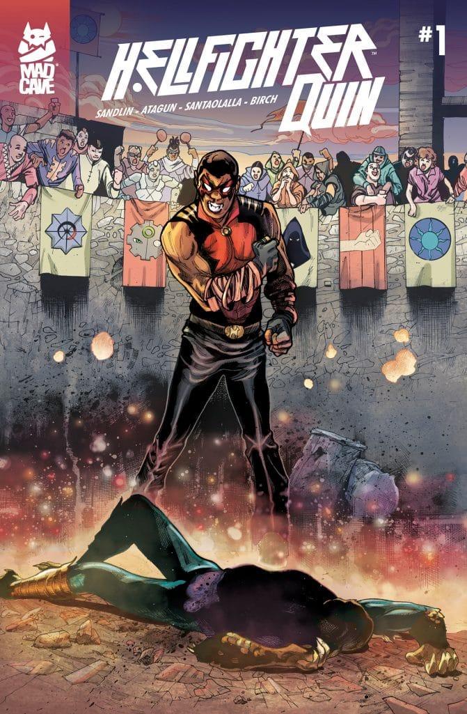 Hellfighter Quin #1 | Pre-Order