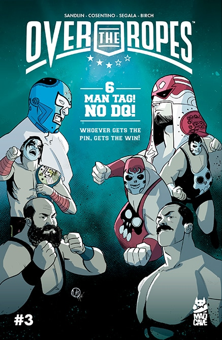 Over the Ropes #3 | Pre-Order