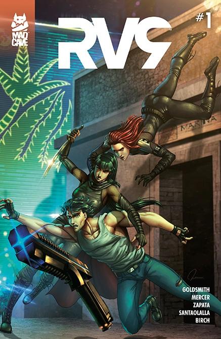 RV9 #1 Indie Spotlight Variant