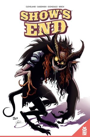 Show's End Trade - Cover - Mad Cave