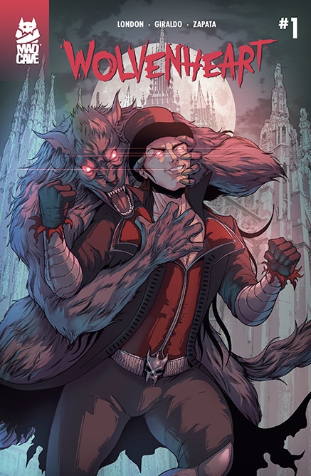 Wolvenheart #1 Exchange Collectibles Variant