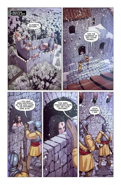 Wolvenheart 5 - Page 3