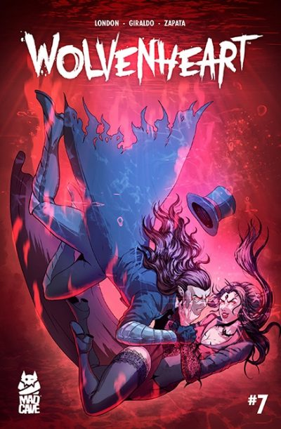 Wolvenheart #7 Cover - Mad Cave
