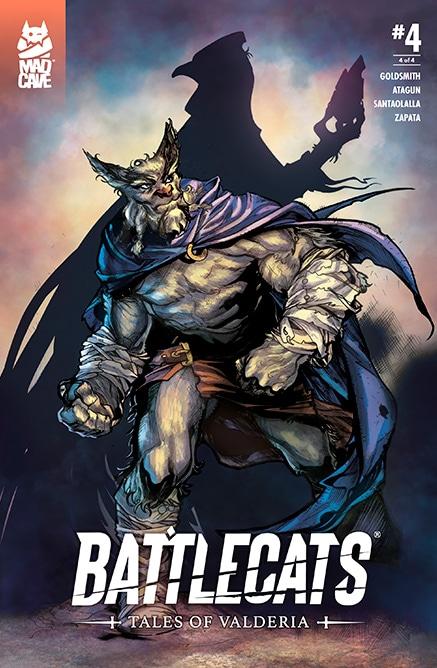 Battlecats: Tales of Valderia #4 | Pre-Order