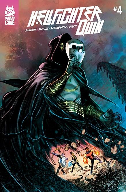 Hellfighter Quin #4 | Pre-Order
