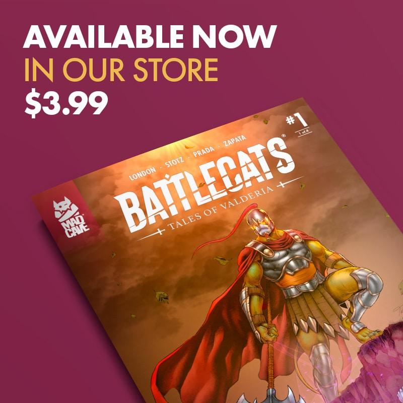 Battlecats Promo