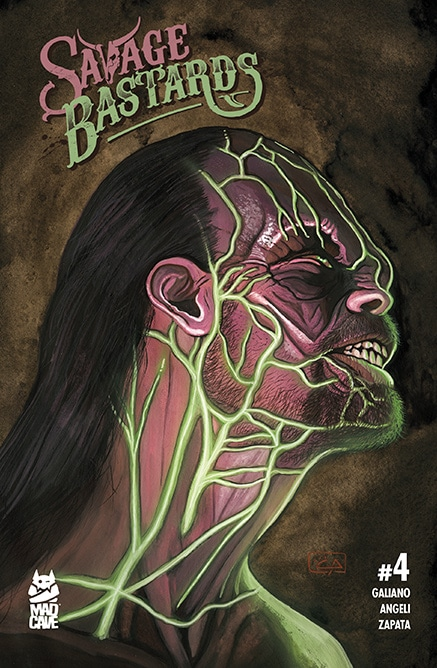 Savage Bastards #4 | Pre-Order