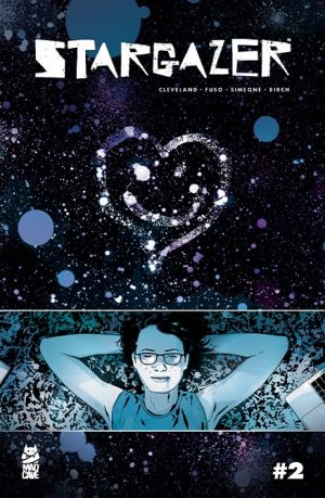 STARGAZER #1 HIGH GRADE 2ND PRINTING LIMITED TO 1,000 10//28 2020