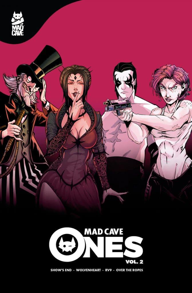 MCS Ones Vol. 2 - Cover