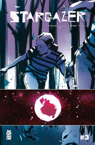 Stargazer #3 - Cover