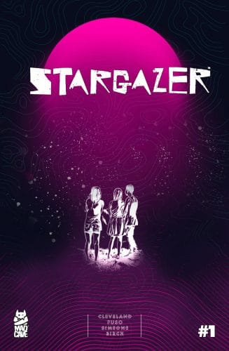 Stargazer #1 Second Printing - Cover