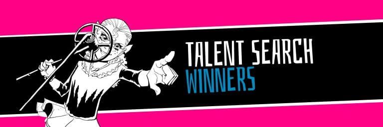 2020 Talent Search Winners