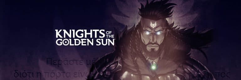 Knights of The Golden Sun #8
