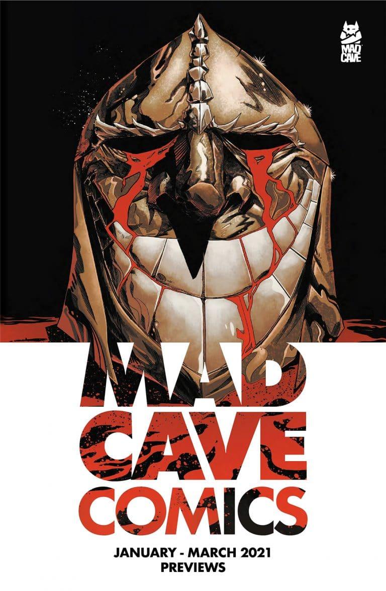 Mad Cave Catalog