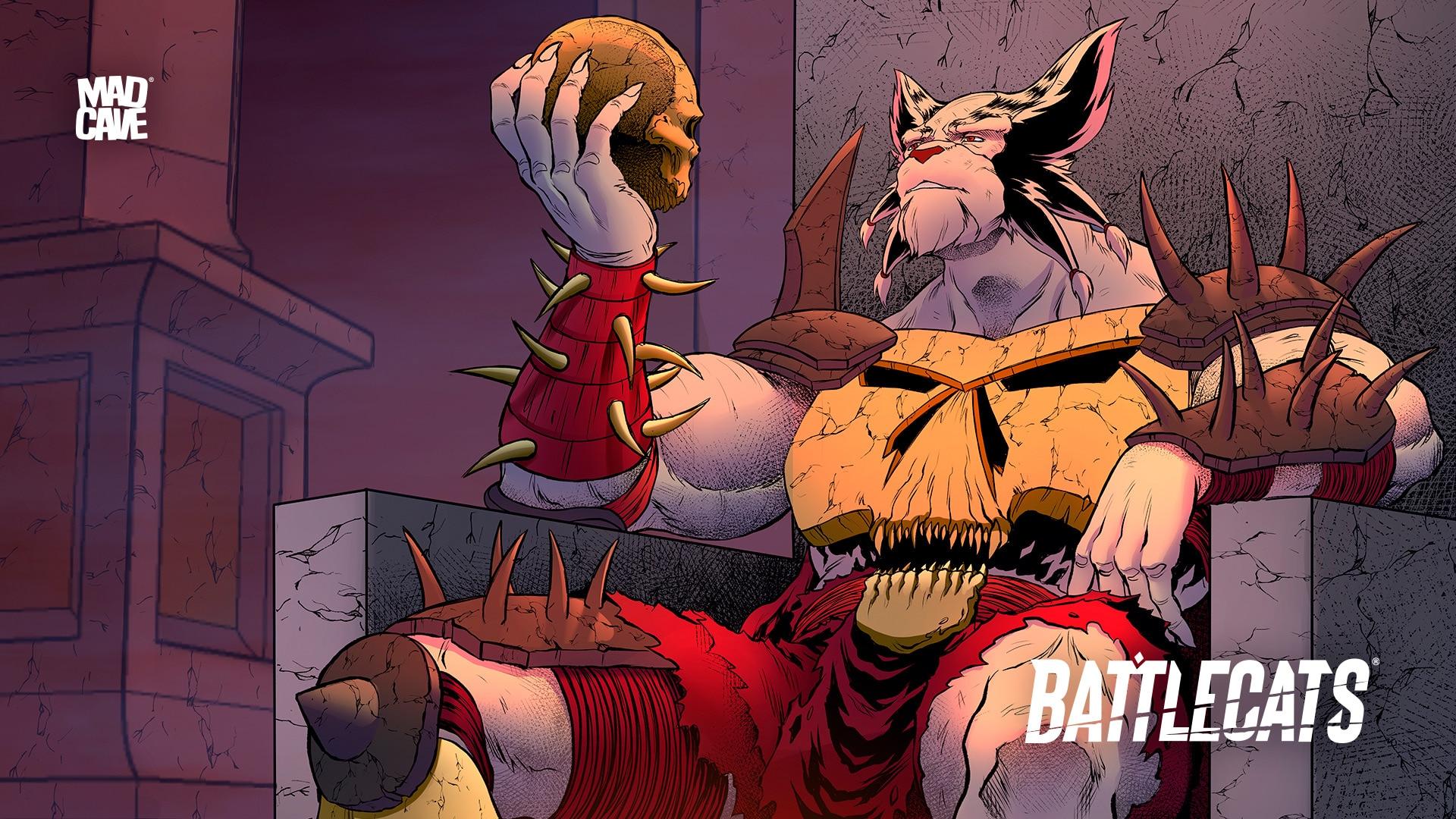 Battlecats - Wallpaper
