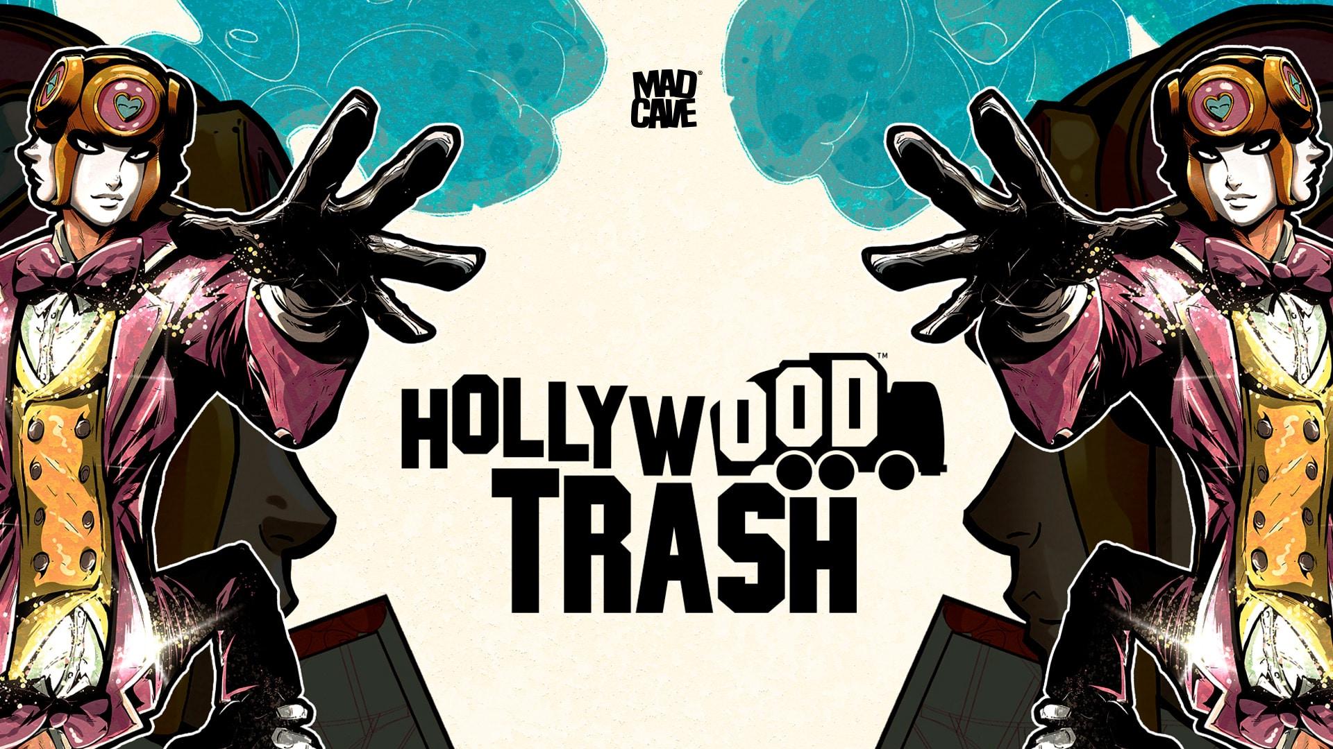 Hollywood Trash - Wallpaper